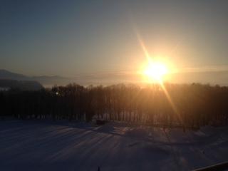 富良野 朝陽